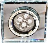 Candellux SS-22 Oprawa stropowa szklana przeźroczysta GU10 + SMD 2226927