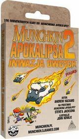 Black Monk Games Munchkin Apokalipsa - Inwazja Owcych