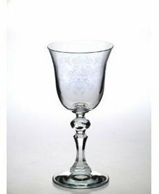 Krosno S.A. do wina BIAŁEGO 150ML KRISTA ZDOBIONA 6SZT.