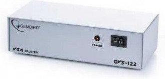 Gembird Splitter VGA 2-portowy (GVS122)