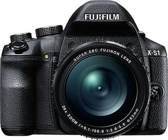 Fuji FinePix X-S1 czarny