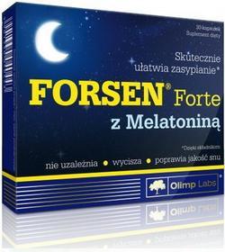 Olimp Forsen Forte z Melatoniną 30 szt.