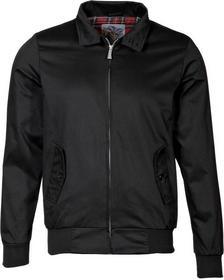 Harrington kurtka wiosenna czarny HA422G002-802
