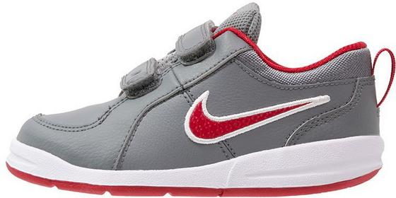 Nike Performance PICO 4 Obuwie treningowe cool grey/gym red/white 454501