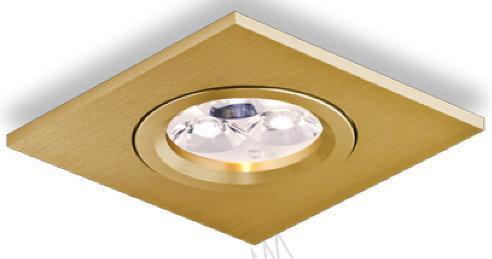 BPM Lighting Wpust Aluminio Oro LED 2021