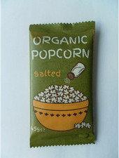 Popcorn BIO do mikrofali 40g - HOPI POPI