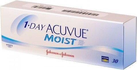 Johnson&Johnson Acuvue 1-Day Moist (30szt)