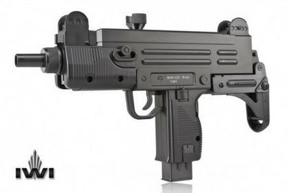 Pistolet maszynowy ASG IWI Mini Uzi elektryczny 2.5880