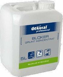 BLOKER KONCENTRAT Dekoral Professional 5L