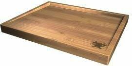 Lurch Deski bambusowe Deska do krojenia z Rantem - Duża
