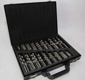 TOOLES zestaw HSS do metalu (wiertła) 170 sztuk