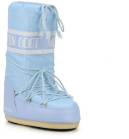 Moon Boot Buty Nylon niebieski