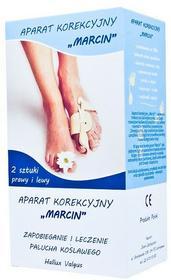 Aparat korekcyjny na halluksy MARCIN I (kpl.)