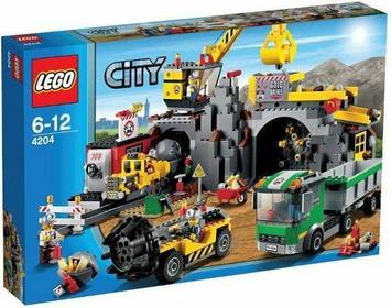 LEGO CITY - Kopalnia 4204