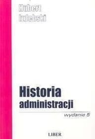 Izdebski Hubert Historia administarcji