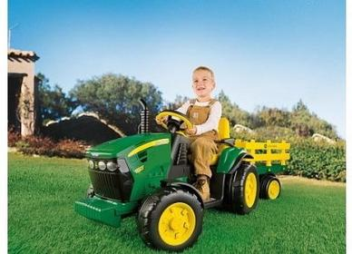 Peg Perego Jeep Deere Ground Force 12V 0047
