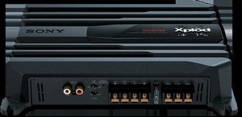 Sony XM-N502