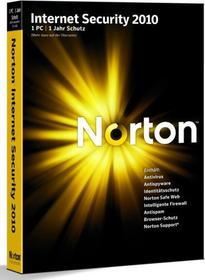 Symantec Norton Internet Security 2010 (1 stan. / 1 rok) - Uaktualnienie
