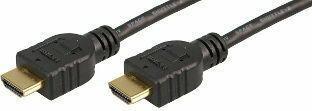 Logilink Kabel HDMI - HDMI 1.4 - wersja Gold, dł. 5m [CH0039