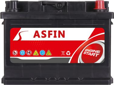 ASFIN 60Ah 570A (EN) P+