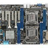 Intel ASUS Server Z10PA-D8, C612 PCH, LGA 2011-3 *2, ASMB8, E5-2600 V3 Series