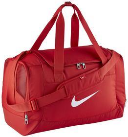 Nike Torba sportowa Club Team Swoosh S 43 - czerwony