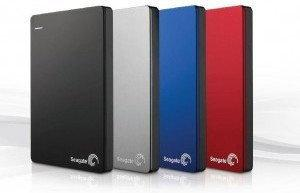 Seagate Backup Plus STDR2000200