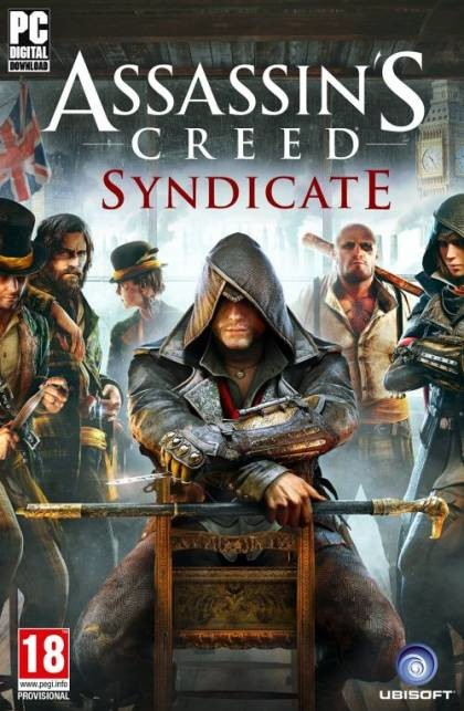 Assassins Creed Syndicate PC Klucz MV0005172