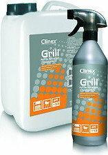Clinex Grill płyn do mycia grilli i piekarników o bardzo silnym działaniu 5 l 77