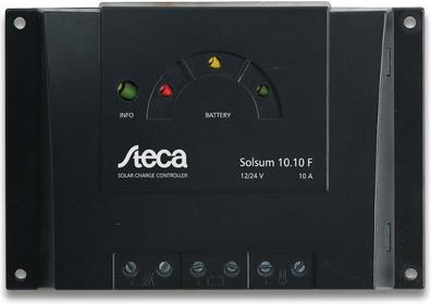 Steca Regulator ładowania Solsum 6.6F