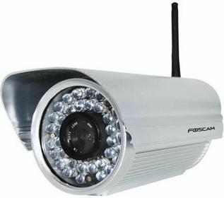 FOSCAM FI9805W - Obrotowa kamera HD, zewnętrzna, WiFi