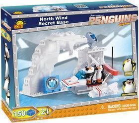 Cobi Pingwiny Misja Wiatr Północy 26151