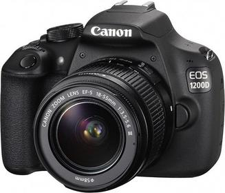 Canon EOS 1200D + 18-55 IS STM