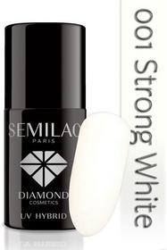 Semilac Lakier hybrydowy 001 Strong White