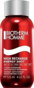 Biotherm HOMME - High Recharge Energy Shot Nawilżający płyn przeciw oznakom zmęczenia 125ml