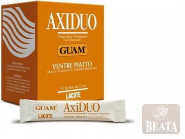 GUAM - LACOTE Roślinno-algowy koncentrat GUAM do picia na płaski brzuch - op. 30
