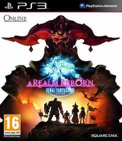 Final Fantasy XIV A Realm Reborn Edycja Kolekcjonerska PS3
