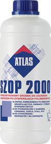 Atlas SZOP 2000 - skoncentrowany środek do usuwania zabrudzeń po dyspersjach pol