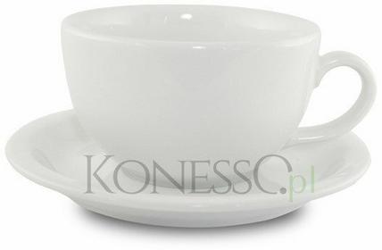 Lubiana Filiżanka ze spodkiem do kawy lub herbaty - Ameryka 250ml