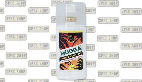 Mugga - Preparat odstrzaszający owady - 50% DEET - Spray - 75ml