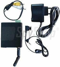 3G Video Box - bezprzewodowa kamera kamuflowana w guziku