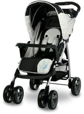 Caretero Monaco BLACK