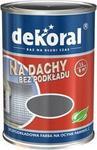 Dekoral Farba C bordowy 10L - Farba specjalna Dekoral Fawinyl C bordowy