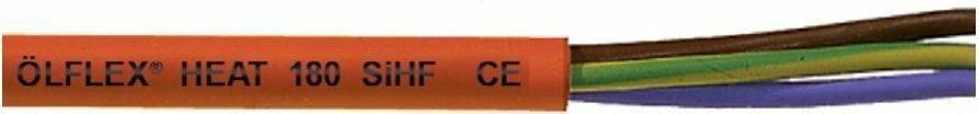 LappKabel OLFLEX HEAT 180 SiHF 5*0,75 Przewód silikonowy CIEPŁOODPORNY (LINKA)
