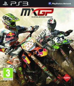 MXGP - THE OFFICIAL MOTOCROSS PS3