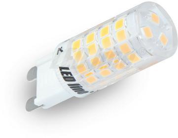LED Line Żarówka LED G9 230V 4W biała ciepła 245480