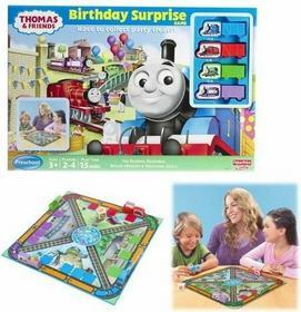 Mattel Tomek i Przyjaciele 3195