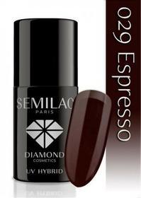Semilac Lakier hybrydowy 029 Espresso