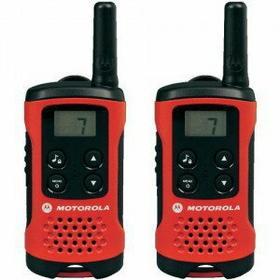 Motorola KRÓTKOFALÓWKA T40 - Walkie-Talkie - Radiotelefon DAB8-51606
