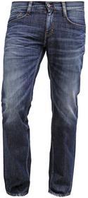 Mustang OREGON STRAIGHT jeans STRAIGHT leg dark rinsd used 3115 5110